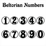 Beltorian Numbers